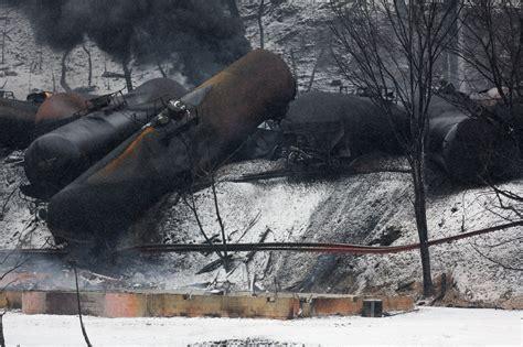 West Virginia Train Crash