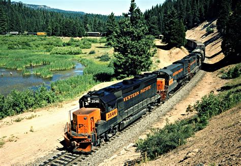 Western Pacific Train