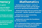 What Is the Difference in Math