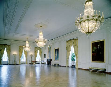 Whote House East Room
