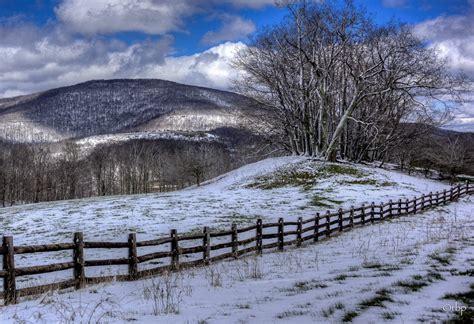Winter West Virginia