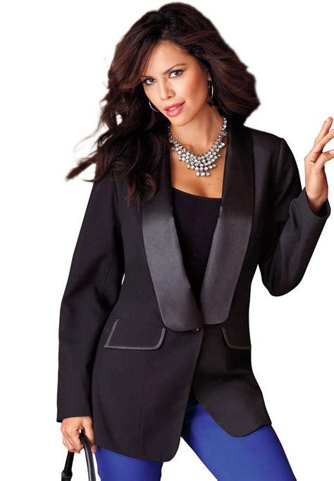 Woman's Tuxedo Jacket
