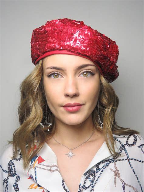 Women's Red Beret