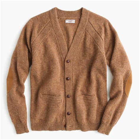 Wool Cardigan Sweaters for Men