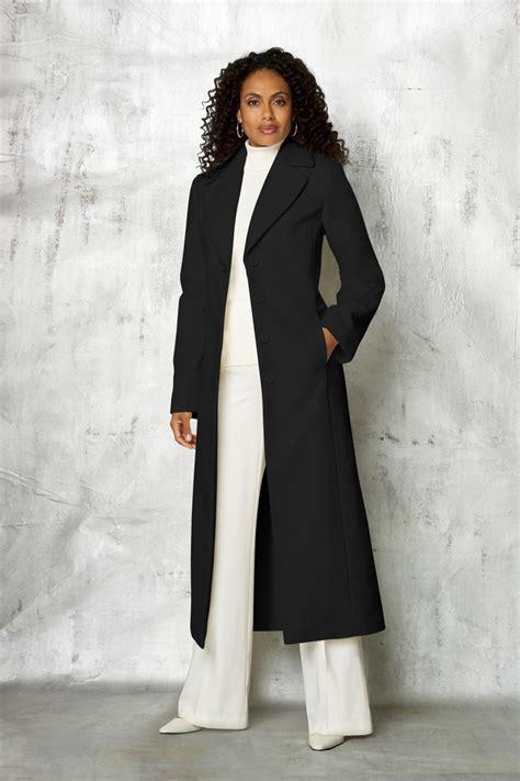Wool Coats for Tall Women