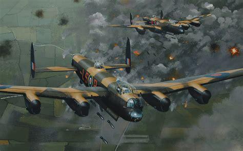 World War 2 Lancaster