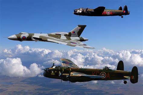 XH558 Lancaster