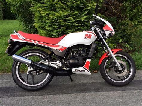 Yamaha RD 125 Ypvs