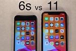 iPhone 11 vs 6s