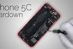iPhone 5C Tear Down