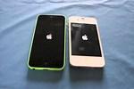 iPhone 5C vs 4S