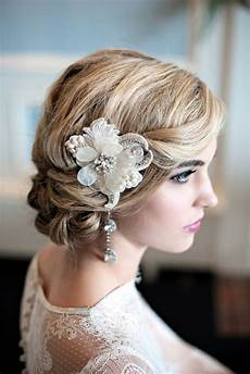 25 classic and beautiful vintage wedding hairstyles haircuts hairstyles 2020