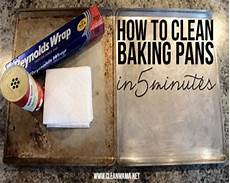 2 methods for cleaning baking sheets homestead survival