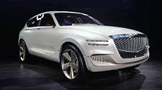 2019 genesis gv80 2019 genesis gv80 is the new ultra luxury suv suv trend