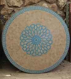 moroccan mosaic tables and more mosaique marocaine