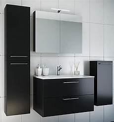 Vcm Waschplatz Badm 246 Bel Badezimmer Komplett Set Waschtisch