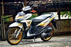 Modifikasi Motor Vario 125 by 52 Modifikasi Vario 150 Jari Jari Esp Techno 125 Cbs Dan