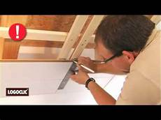 montage einer paneeldecke logoclic deckenpaneele
