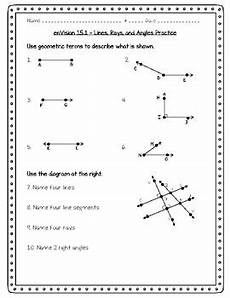 measuring angles worksheet 4th grade free 1956 envision math 4th grade topic 15 geometric measurement by joanna