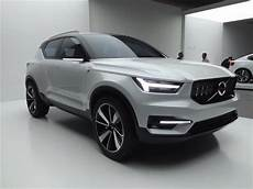 volvo hybride rechargeable volvo xc40 un suv compact et hybride enfin photos voitures hybrides rechargeables