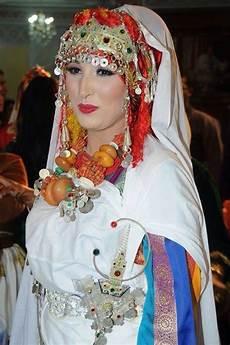 tenue mari 233 e berb 232 re sud du maroc en 2019 bijoux maroc