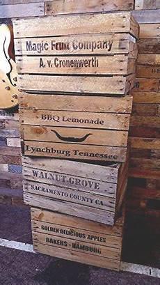 holz deko kisten aus naturholz bedruckt 4 st 252 ck