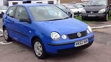 2002 52 Volkswagen Polo 1 2 S