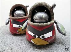 Android x Angry Bird Collectible Figure   Gadgetsin