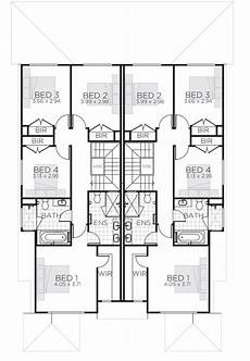two storey duplex house plans bronte duplex design 2 storey duplex house plans