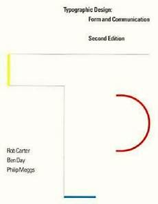 typographic design form and communication 2nd edition