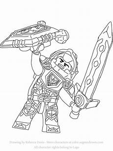 Lego Nexo Knights Ausmalbilder Clay Nexo Knights Coloring Pages Aegean
