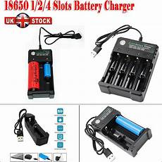 Soshine 14500 10440 Mhquick Smart Rechargeable by 18650 Smart Usb Battery Charger For Li Ion Rechargeable