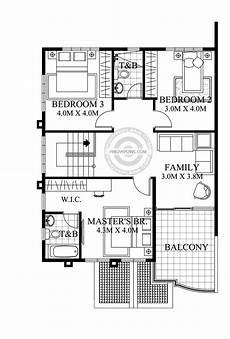 Johanne 2 Story House Plan With Firewall Eplans