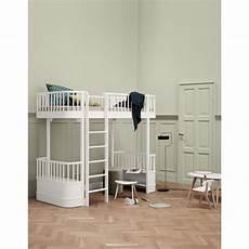 lit mezzanine design lit mezzanine 233 volutif pour enfants design scandinave