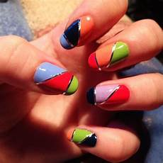 striping tape mani nail designs my nails paint designs