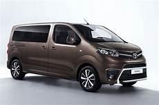 Geneva Debut For Toyota Proace Verso Mpv Auto Express