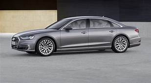2018 Audi A8 Revealed In Australia From Mid Year  Photos