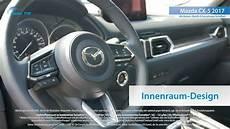 2017 Mazda Cx 5 Interieur Innenraum Design 4k Uhd