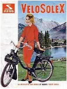 Solex 2200 La Bicyclette Qui Roule Et Monte Toute Seule