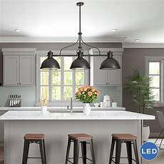 Kitchen Island Pendant Lighting vonnlighting dorado 3 light kitchen island pendant
