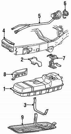 1998 mercury mountaineer fuel relay wiring diagram oem 1999 mercury mountaineer fuel system components parts bluespringsfordparts
