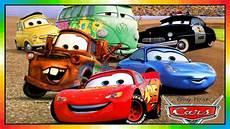 cars 1 lighning mcqueen the cars part 1 mack