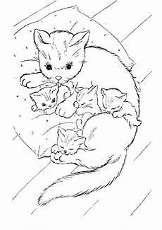 Ausmalbilder Katzen Kostenlos Ausdrucken Ausmalbilder Malvorlagen Katzen Ausmalbilder Malvorlagen
