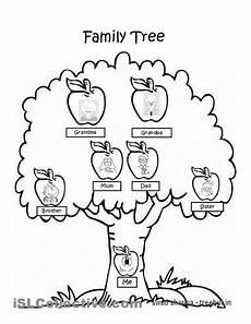 family tree coloring page grade 2 social studies pinterest trees family tree worksheet