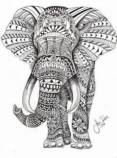 Ausmalbilder Elefant Mandala Elephant Coloring Pages For Adults Search