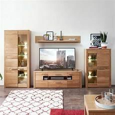 wohnwand wildeiche wohnwand aus wildeiche bianco modern 4 teilig online