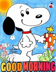 Snoopy Mo Morning Snoopy Snoopy Images Happy