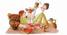 banchetto etrusco l alimentazione degli etruschi