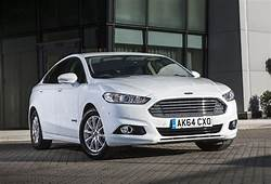 Ford Mondeo Saloon Review 2020  Parkers