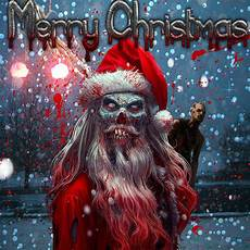merry christmas zombie pictures zombie christmas wallpaper by blacklightning388 ff free zedge